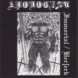 Review for Apologist - Immortal / Berserk