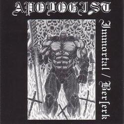 Reviews for Apologist - Immortal / Berserk