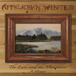 Appalachian Winter - The Lake and the Mountain