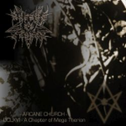 Review for Arcane Church - DCLXVI: A Chapter of Mega Therion