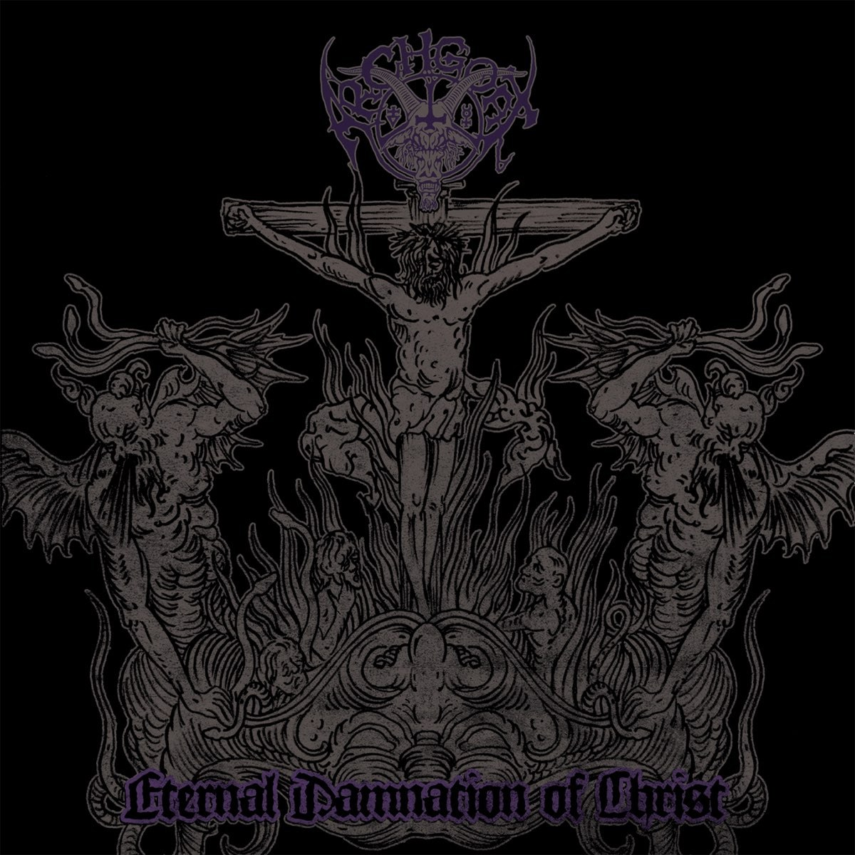 Review for Archgoat - Eternal Damnation of Christ