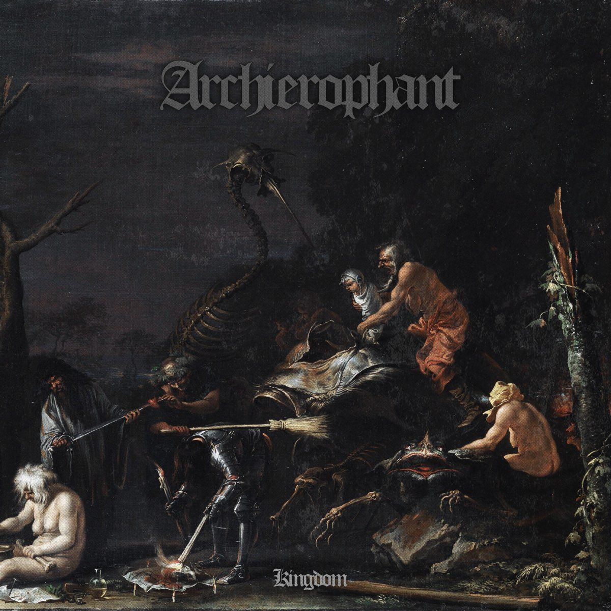 Review for Archierophant - Kingdom