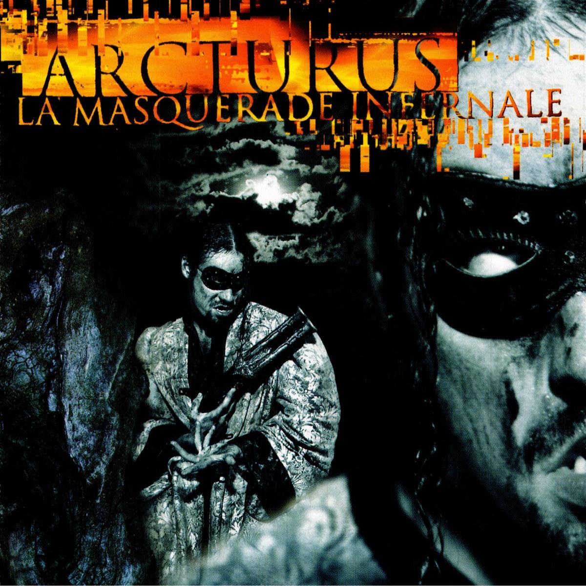 Arcturus - La Masquerade Infernale