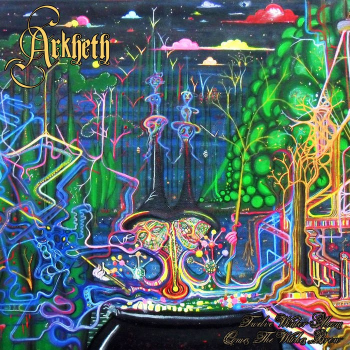 Review for Arkheth - 12 Winter Moons Comes the Witches Brew