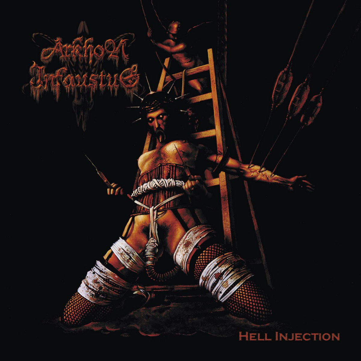Review for Arkhon Infaustus - Hell Injection