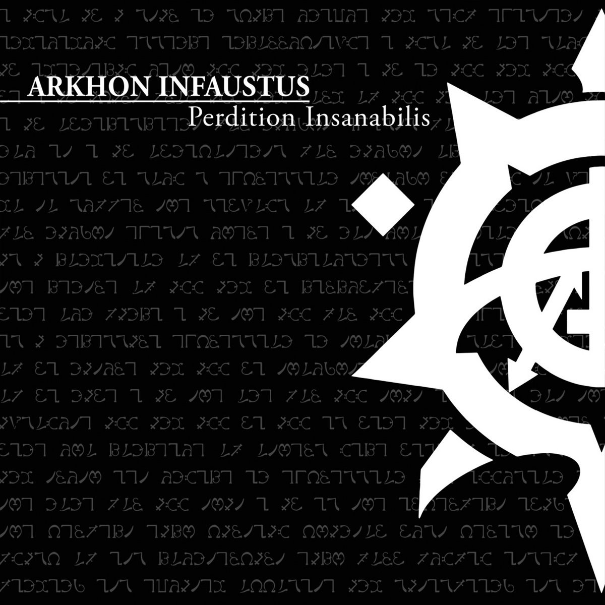 Review for Arkhon Infaustus - Perdition Insanabilis