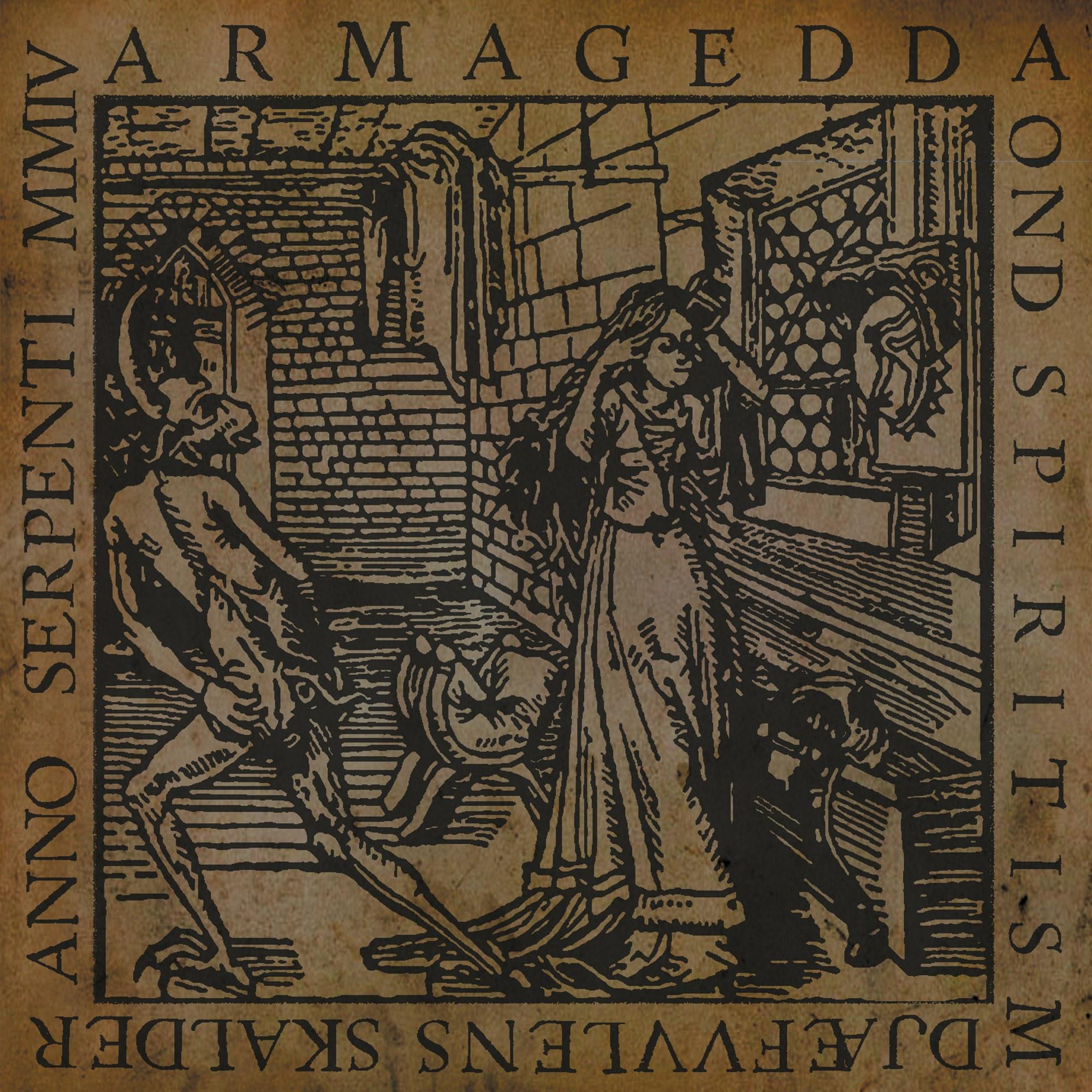 Review for Armagedda - Ond Spiritism: Djæfvulens Skalder