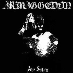 Review for Armaggedon - Ave Satan