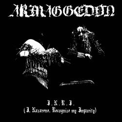 Review for Armaggedon - I.N.R.I. (I, Nazarene, Recognize my Impurity)