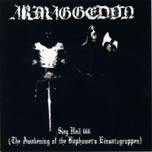 Review for Armaggedon - Sieg Heil 666 (The Awakening of the Baphomet's Einsatzgruppen)