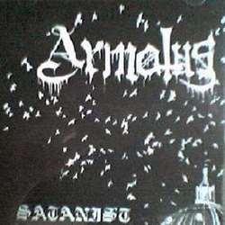 Review for Armatus (DEU) - Satanist