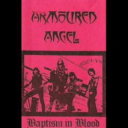 Review for Armoured Angel - Baptism in Blood