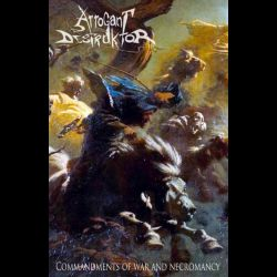Review for Arrogant Destruktor - Commandments of War and Necromancy