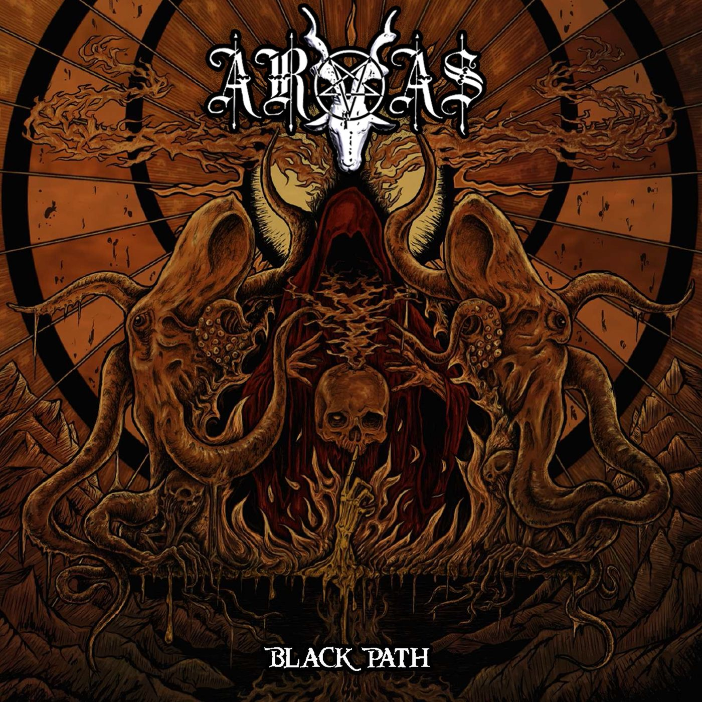 Review for Arvas - Black Path