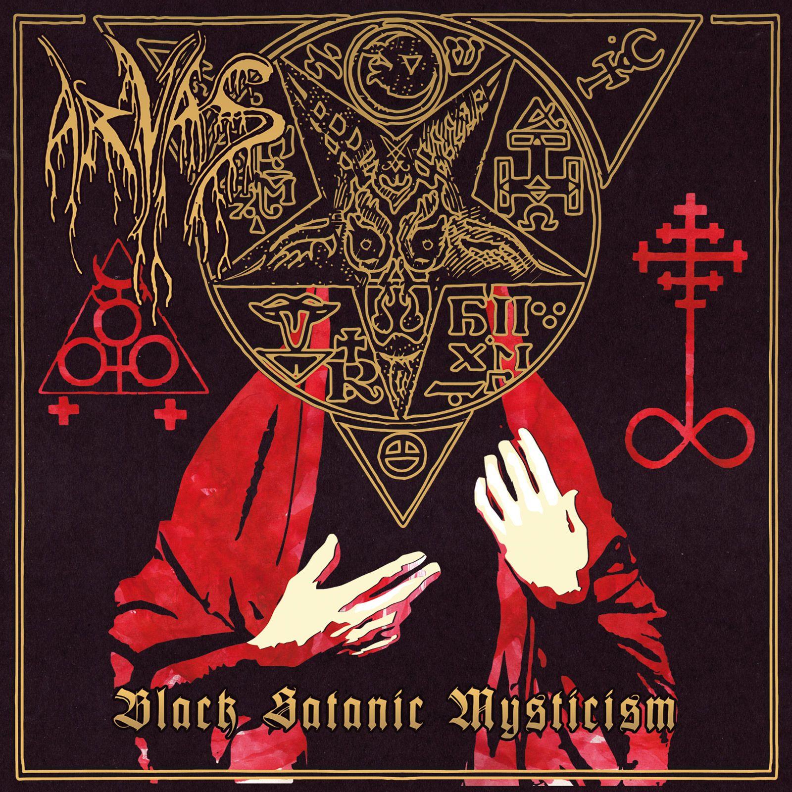 Review for Arvas - Black Satanic Mysticism