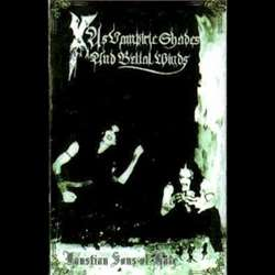 Review for As Vampiric Shades and Belial Winds - Faustian Sons of Hate