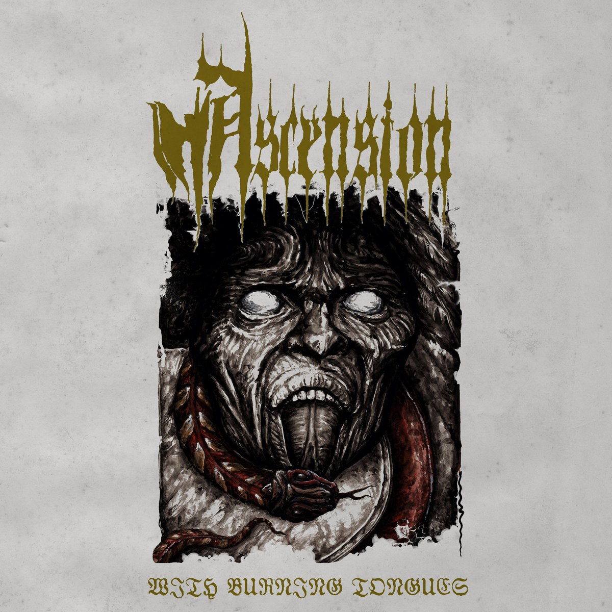 Review for Ascension - With Burning Tongues