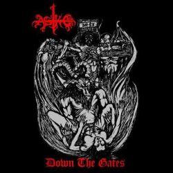 Aske (FIN) - Down the Gates