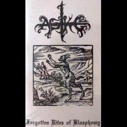 Review for Aske (FIN) - Forgotten Rites of Blasphemy