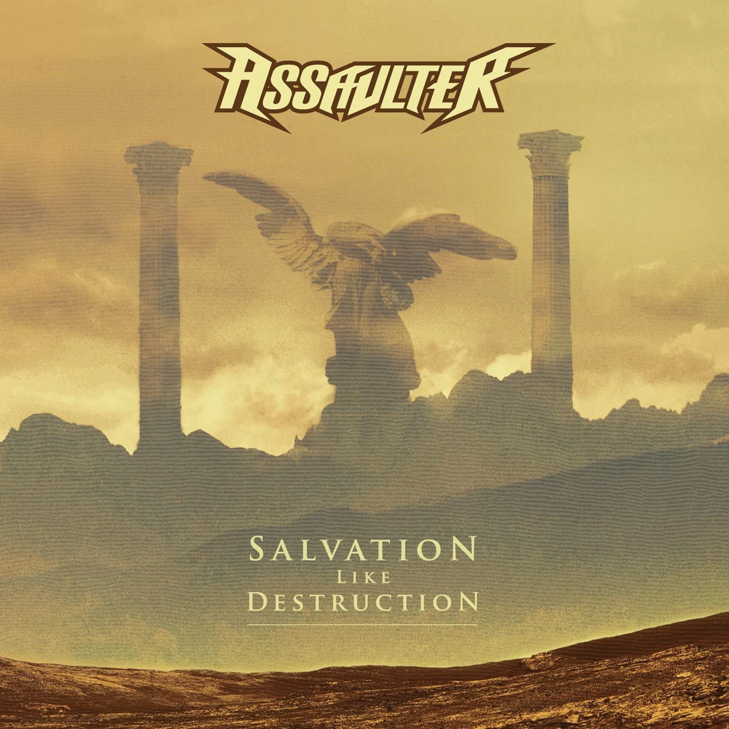Review for Assaulter - Salvation Like Destruction