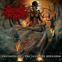 Reviews for Astaroth Incarnate - Omnipotence - The Infinite Darkness