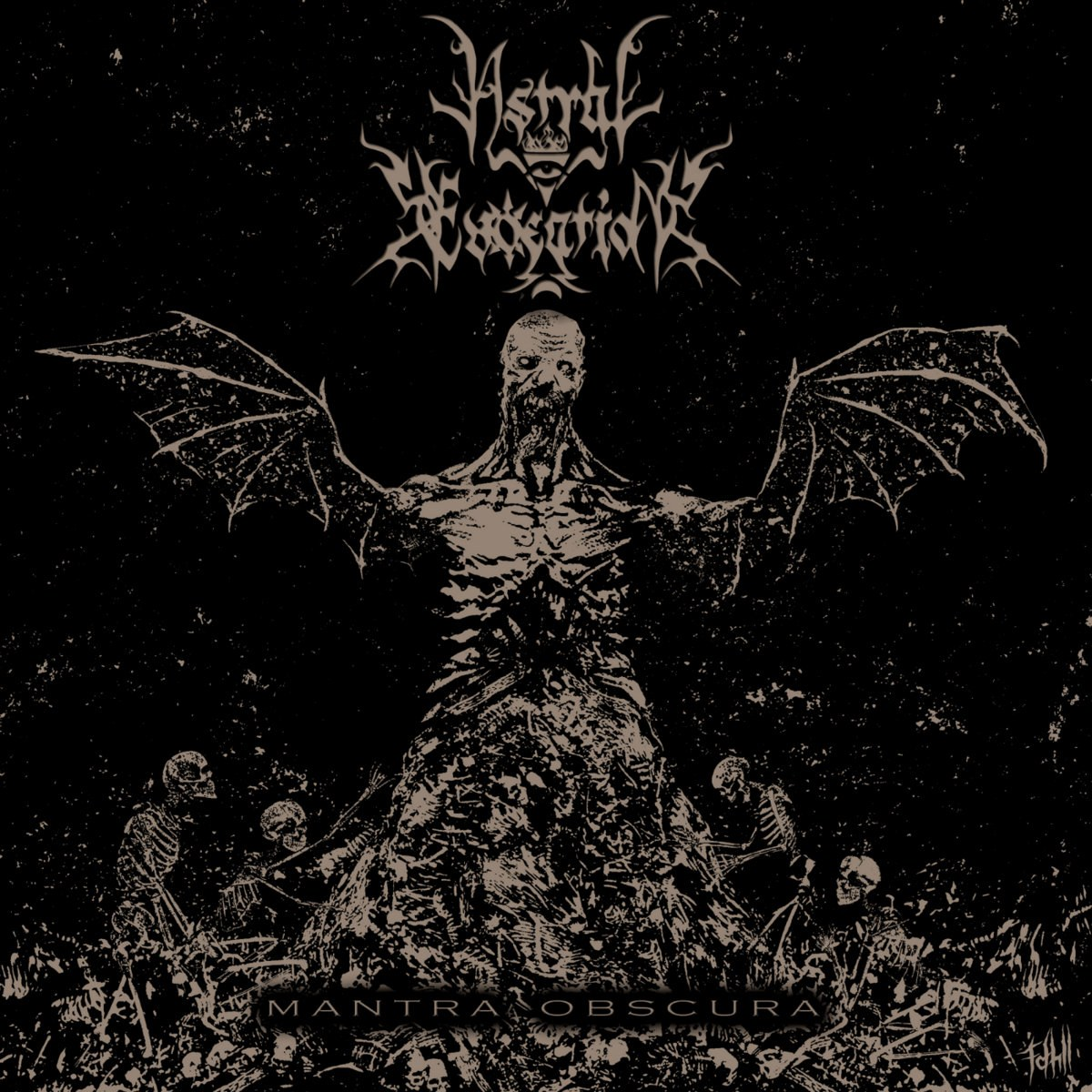 Reviews for Astral Evocation - Mantra Obscura