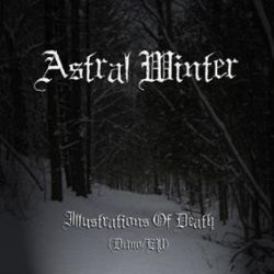 Review for Astral Winter - Illustrations of Death