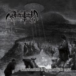 Review for Astrolatry - Consciousness Is the Most Black Metal