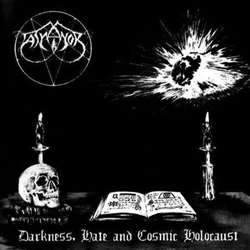 Review for Athanor - Darkness, Hate and Cosmic Holocaust