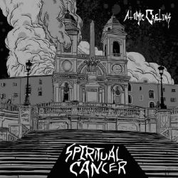 Review for Atomic Cretins - Spiritual Cancer
