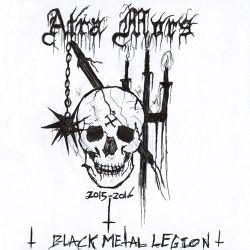 Review for Atra Mors (GBR) - Black Metal Legion (2015-2016)