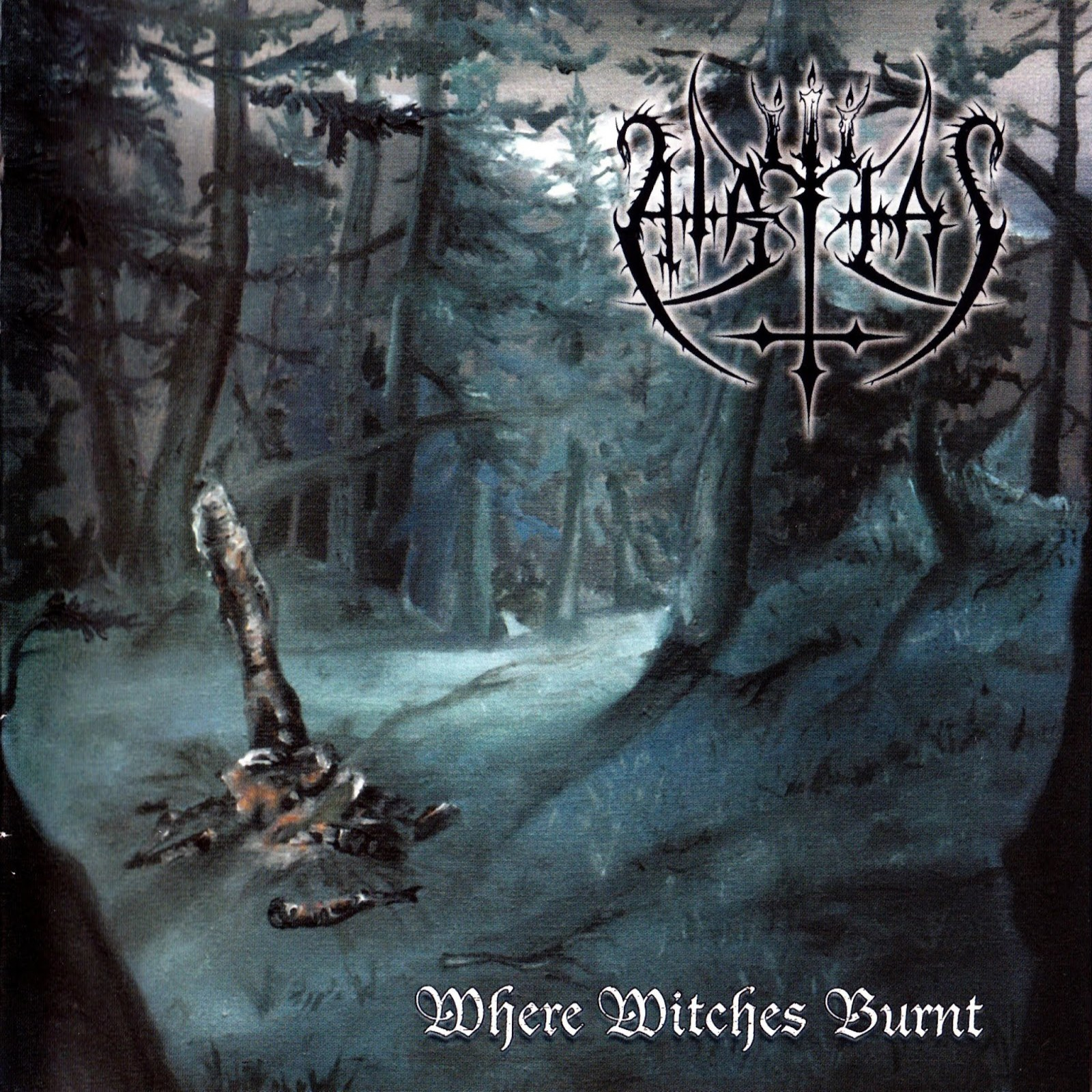 Review for Atritas - Where Witches Burnt
