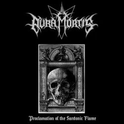 Review for Aura Mortis - Proclamation of the Sardonic Flame