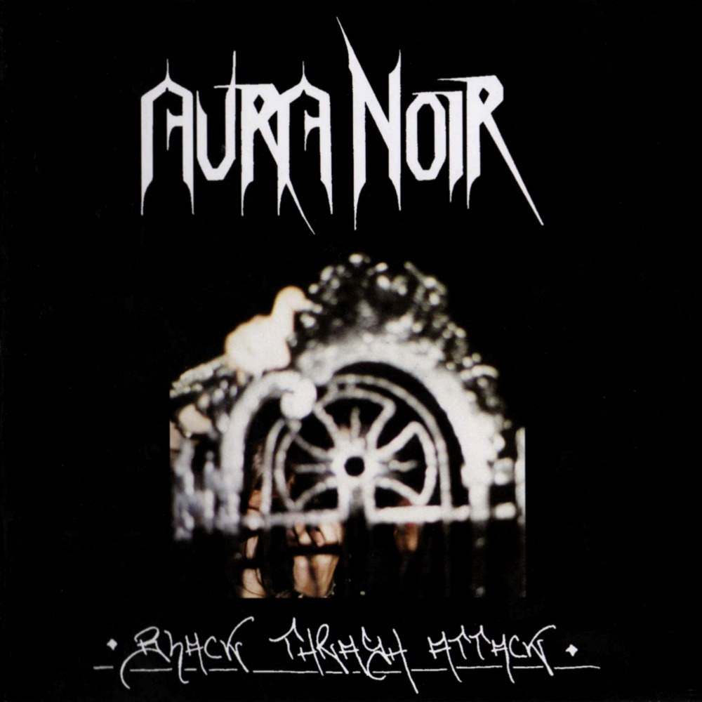 Review for Aura Noir - Black Thrash Attack