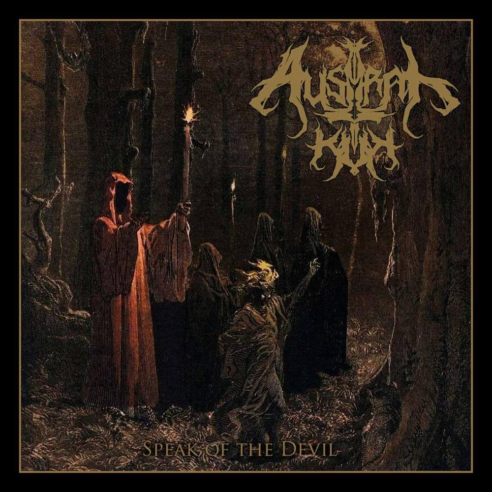 Reviews for Austral Kult - Speak of the Devil