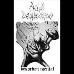 Review for Autodestrucción - Desorden Mental