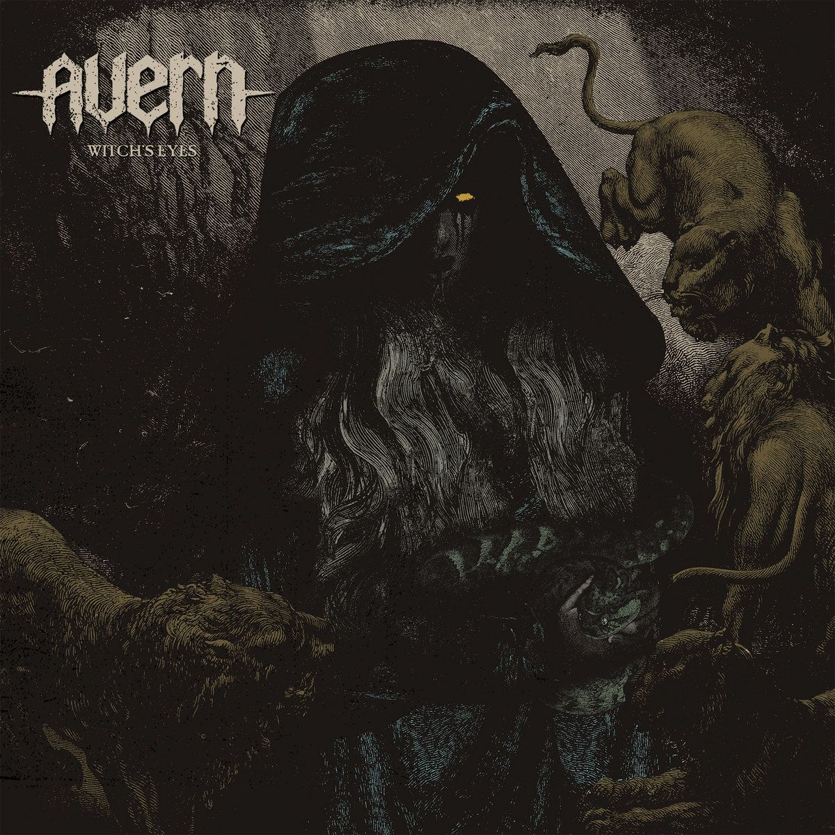 Review for Avern (ESP) - Witch's Eyes