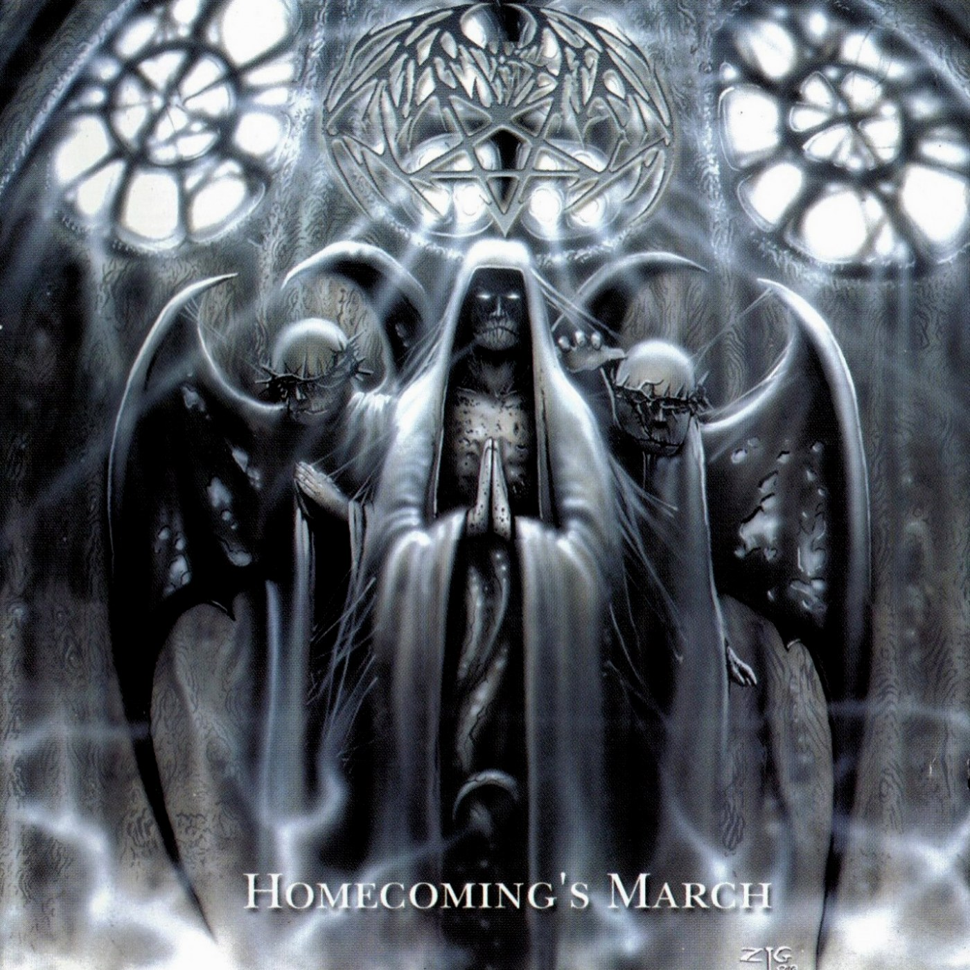 Review for Averse Sefira - Homecoming's March