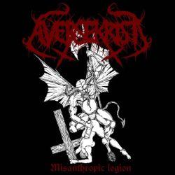 Review for Aversekrist - Misanthropic Legion
