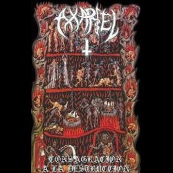 Review for Axariel - Consagracion a la Destruccion