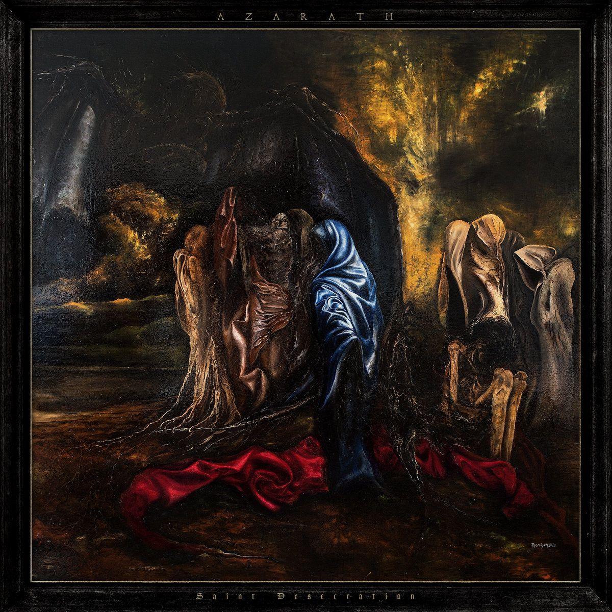 Review for Azarath - Saint Desecration