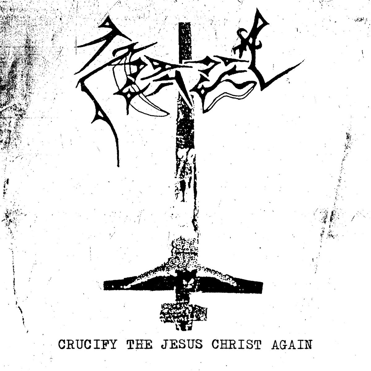 Review for Azazel (FIN) - Crucify the Jesus Christ Again