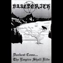 Review for Baalberith (AUS) - Darkest Come... the Empire Shall Ride