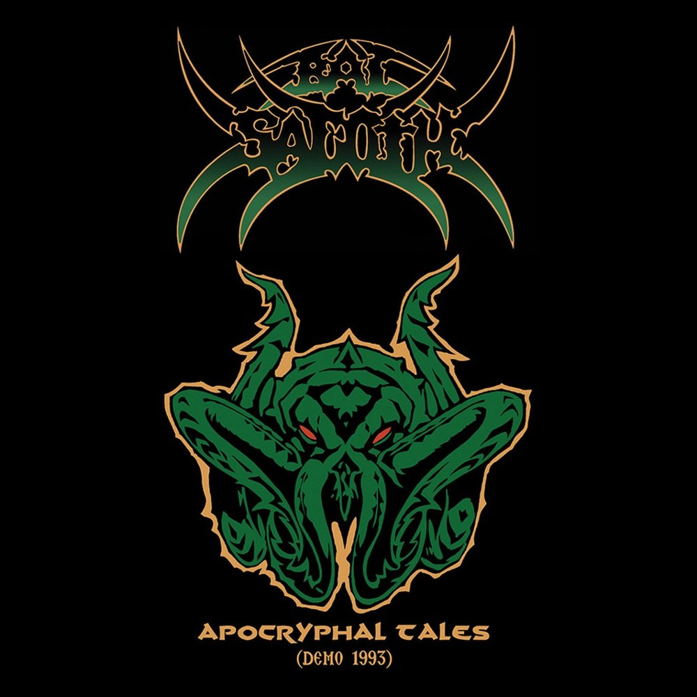 Review for Bal-Sagoth - Apocryphal Tales (Demo 1993)