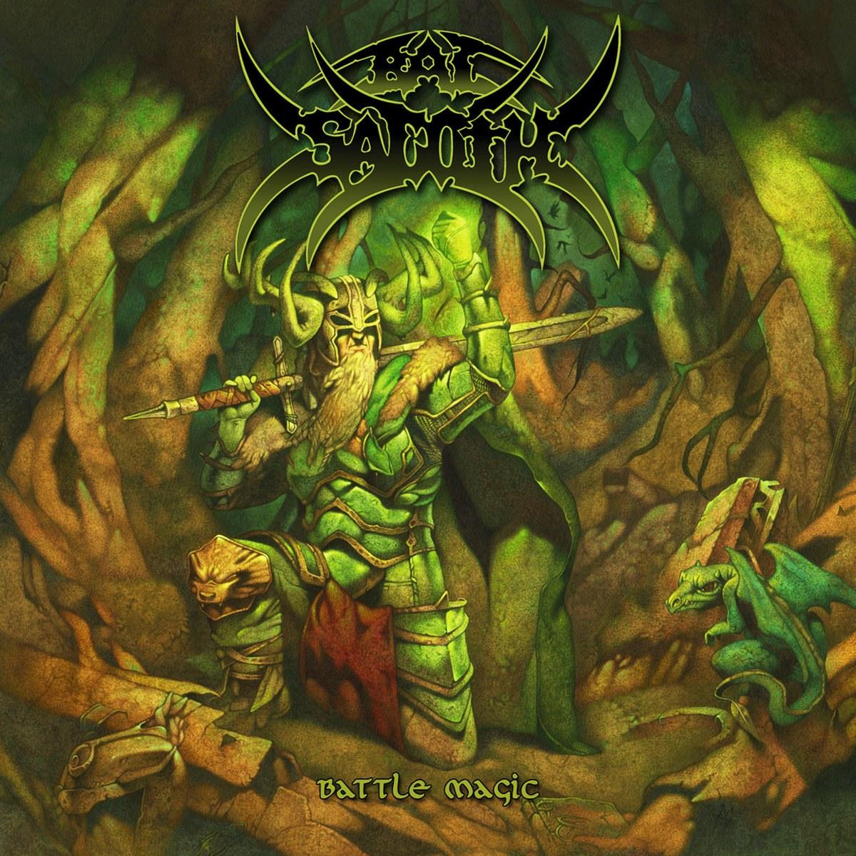 Bal-Sagoth - Battle Magic