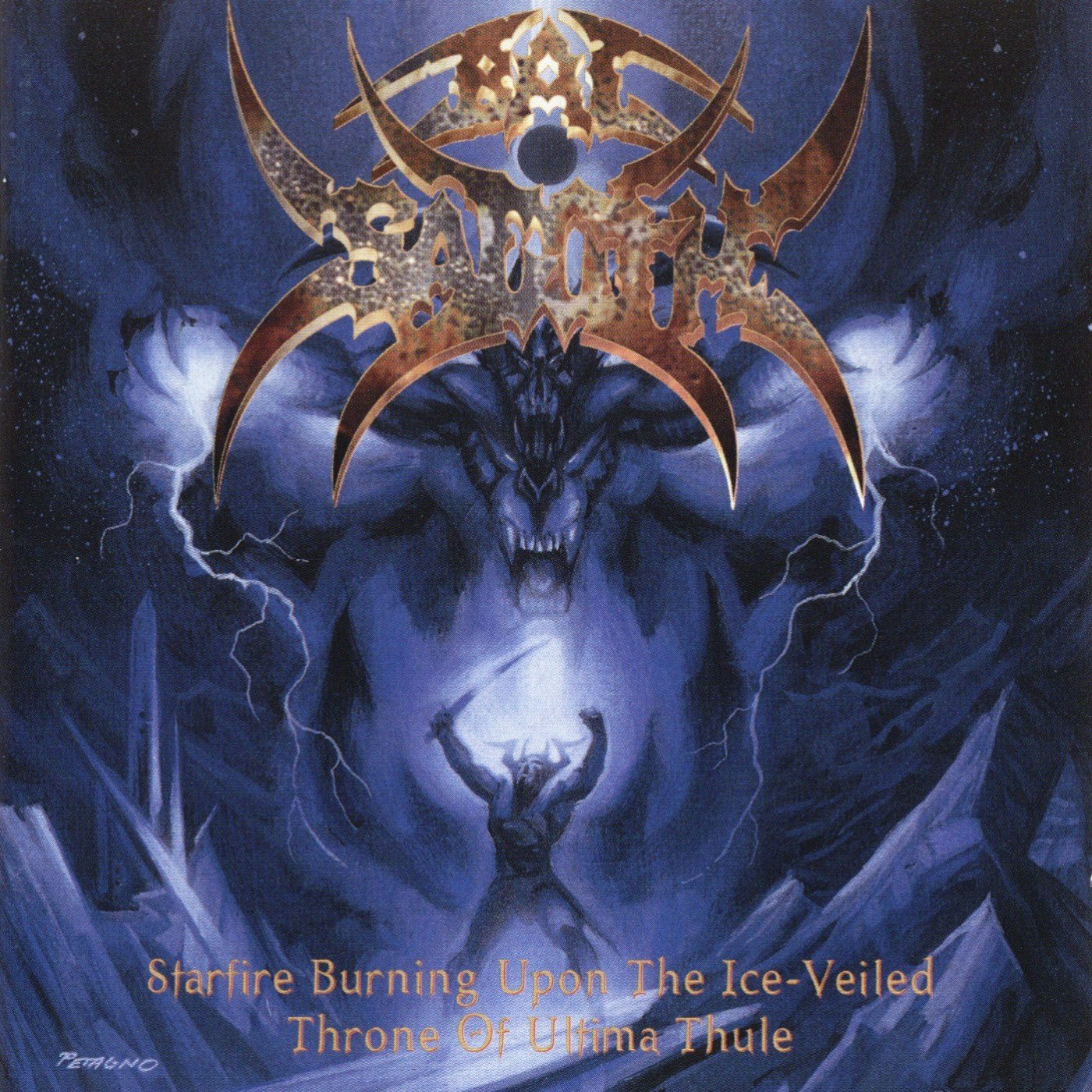 Review for Bal-Sagoth - Starfire Burning Upon the Ice-Veiled Throne of Ultima Thule