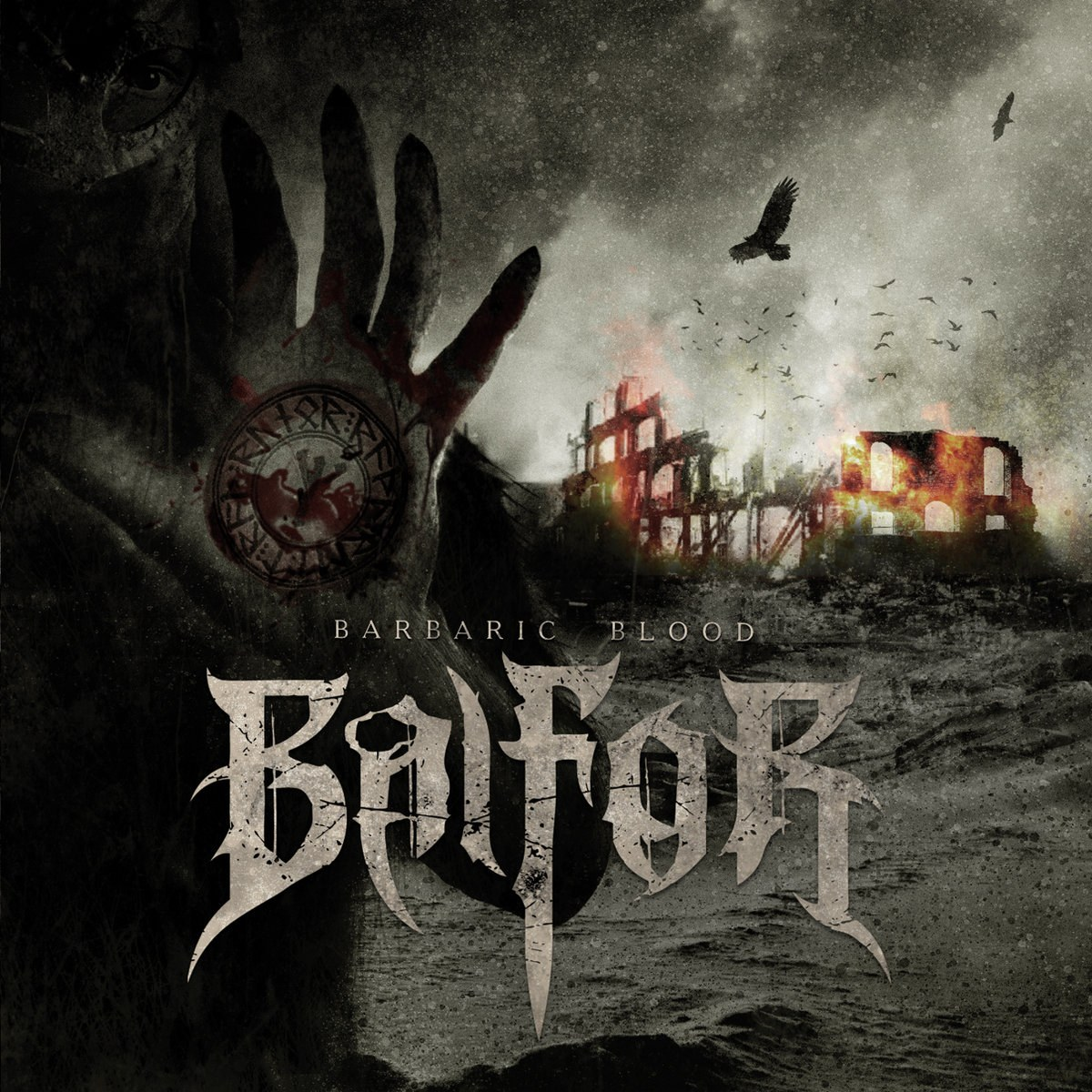 Review for Balfor - Barbaric Blood