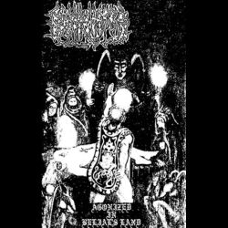 Review for Baphomancia - Agonized in Belial's Land