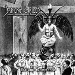 Review for Baphomet's Blood - Satanic Commando