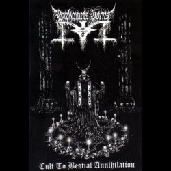Reviews for Baphomet's Horns - Cult to Bestial Annihilation